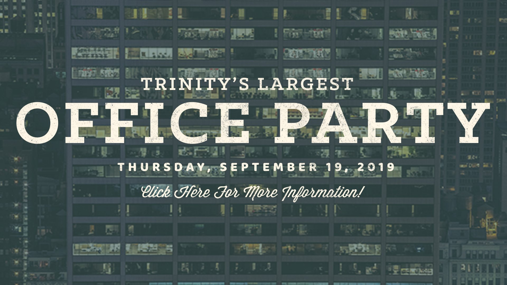 office party 2019 slide